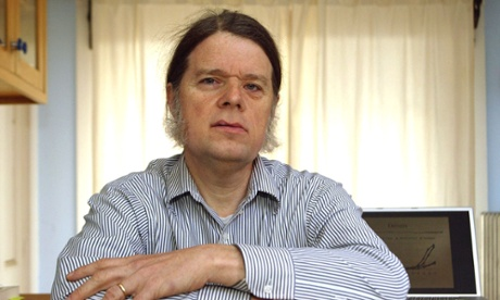Computer security specialist, Dan Geer