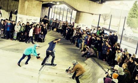 Prokects skatepark, Manchester