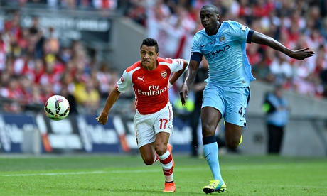 Yaya Touré will not be offered new deal by Manchester City