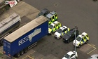 Tilbury docks police investigate container death