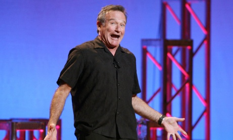'Robin Williams meant everything to me' – comedians offer their memories