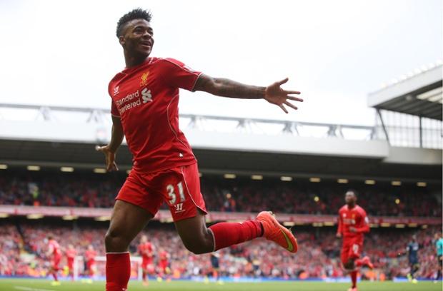 Sterling celebrates
