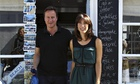 David Cameron and his wife Samantha Cameron