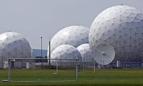 BND monitoring base near Munic