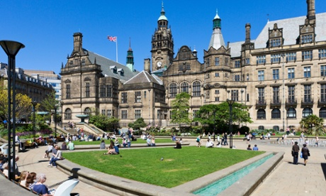 The city of Sheffield, in Yorkshire, is the UK's cheapest destination for a city break according to TripAdvisor.com.