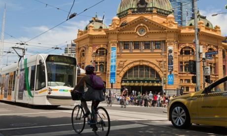 Melbourne again tops Economist's world most liveable cities index