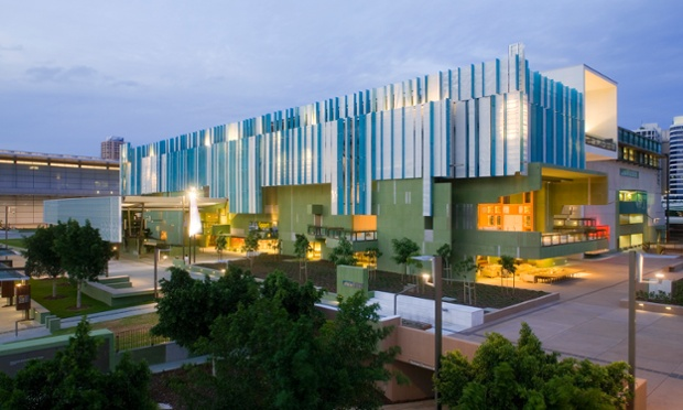 State Library of Queensland, Brisbane, Queensland.