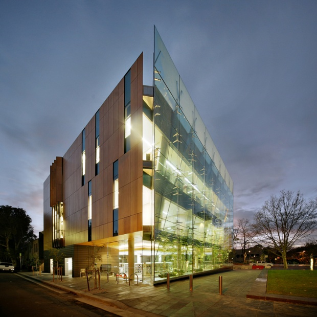 Surry Hills Library, Sydney, New South Wales.