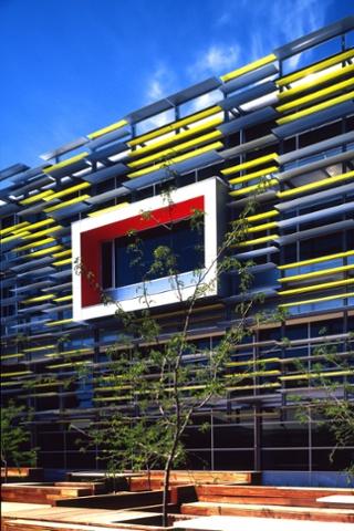 Library at Edith Cowan University in Joondalup, Western Australia
