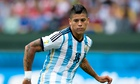 Marcos Rojo indicates dream Manchester United move is secured