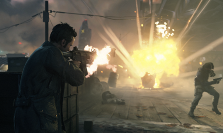 Quantum Break  more than just bullet time and television?