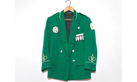 Sasha Frere-Jones's jacket