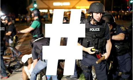 Как враги Америки используют Фергюсон, чтобы троллить в Twitter