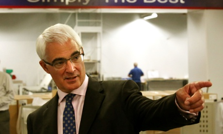 Scottish independence referendum: Alistair Darling accused of defending NHS cuts