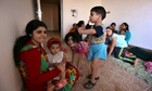 Iraqi Christians flee violence in Mosul