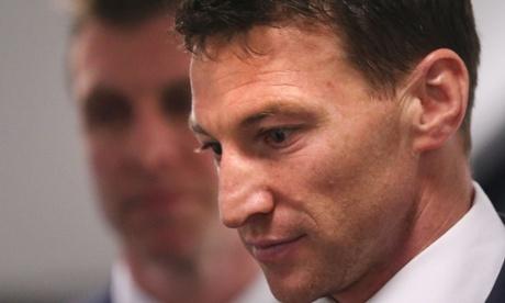 Brent Harvey of the Kangaroos