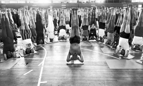 Aldous Huxley yoga