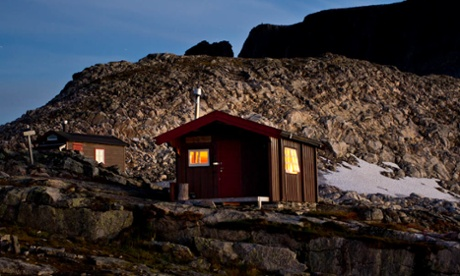 Vasstindbu cabins
