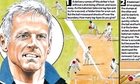 You are the Umpire: Peter Moores