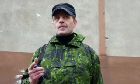 Лидеры повстанцев выбывают из борьбы в восточной Украине