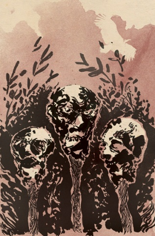 Illustration by Magdalena Szymaniec