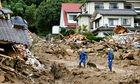 Hiroshima landslides