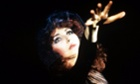 Kate Bush in concert in 1986