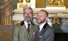 Wedding of Andrew Wale and Neil Allard