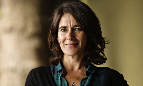 Esther Freud at Edinburgh's international book festival earlier this month