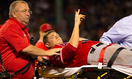Are the Los Angeles Angels lost without ace Garrett Richards?