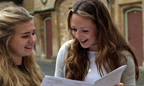 GCSE success: the young, the gifted and the terrifyingly brainy
