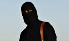 Isis jihadist believe to be Briton called 'John'