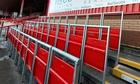 Safe seating at Bristol City
