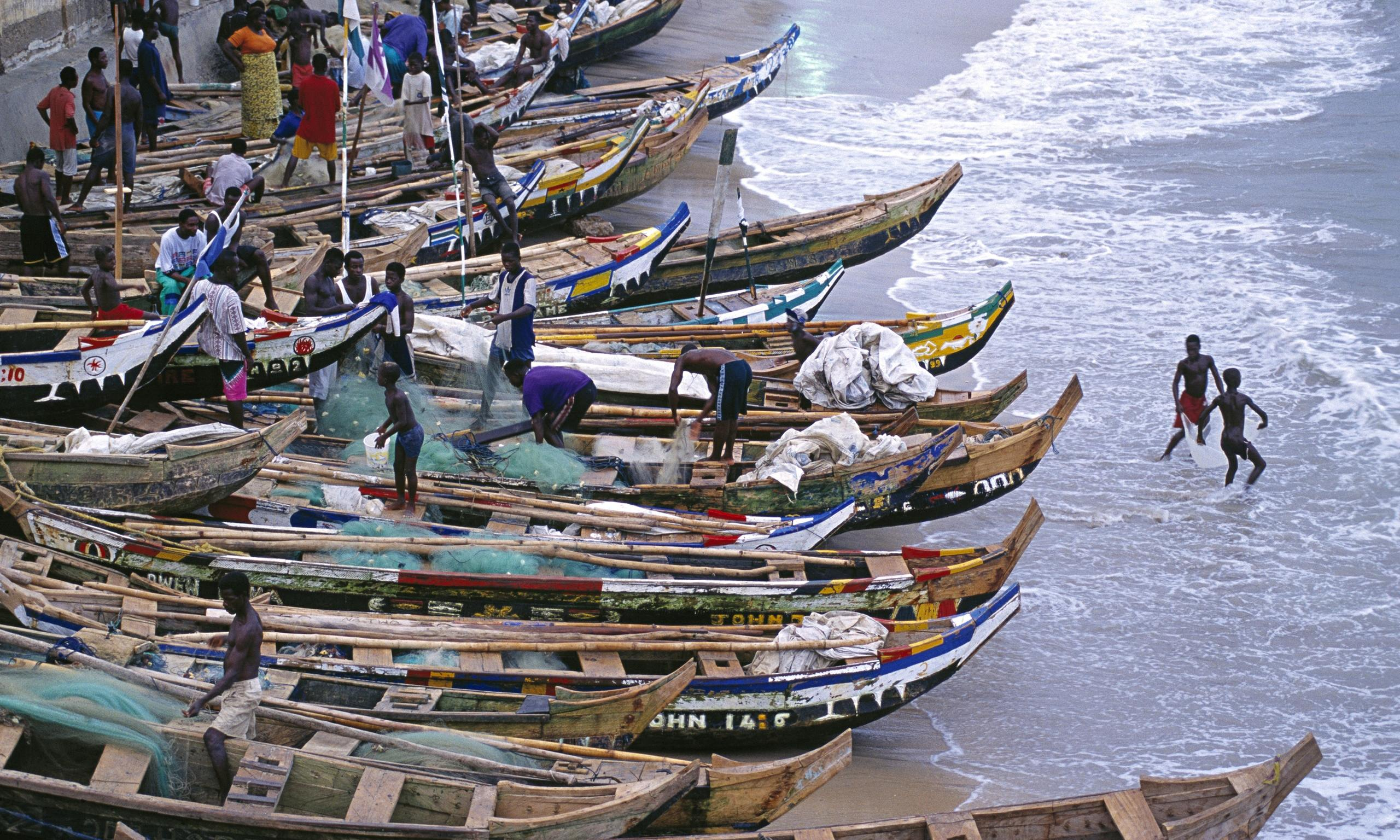 African Fishing Industry For Its Fishing Industry