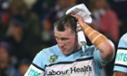 Paul Gallen and his current and former Sharks team-mates have accepted doping bans.