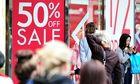 Oxford Street sales