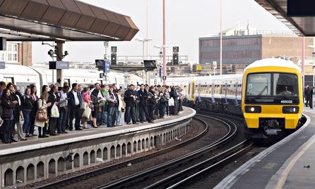 London Bridge train station