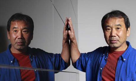 Haruki Murakami: 'My lifetime dream is to be sitting at the bottom of a well'