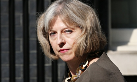 Theresa May considering banning orders to combat British extremism