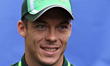 Caterhams André Lotterer puts dreams over dosh for Formula One debut