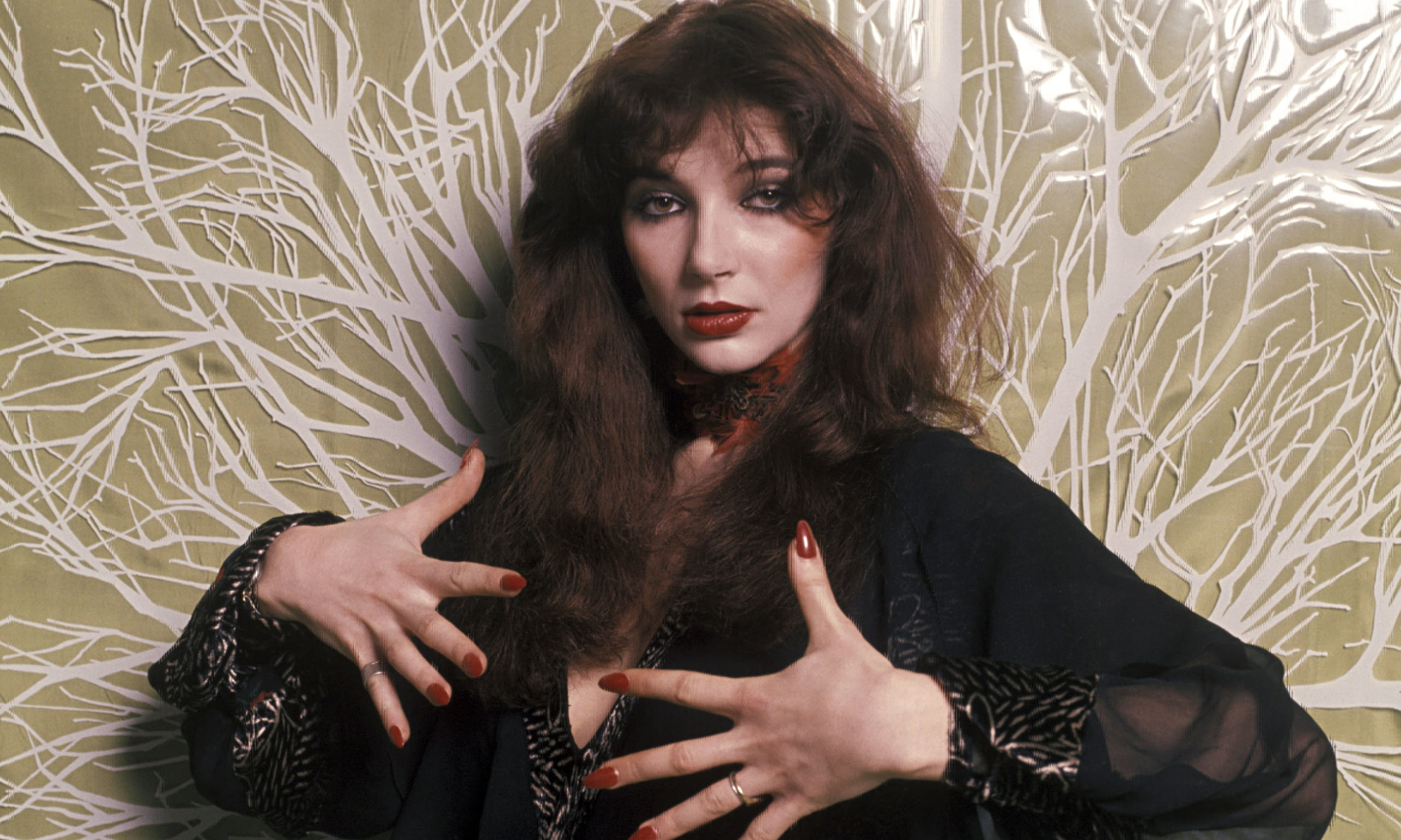 Kate Bush earned a  million dollar salary, leaving the net worth at 60 million in 2017