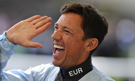 Frankie Dettori enjoyed a brilliant afternoon at Deauville with a big-race double
