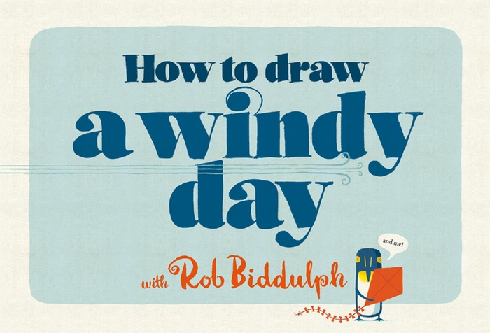 How to draw... a windy day