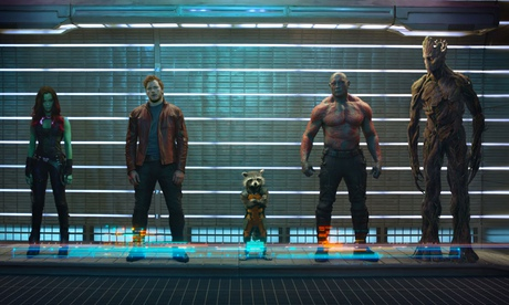 Guardians of the Galaxy rule the roost as Hollywood looks to summer 2015