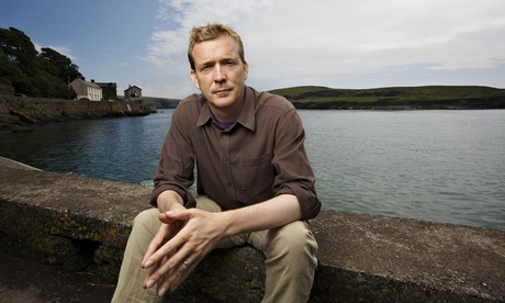 David Mitchell author