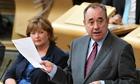 Scotland's First Minister, Alex Salmond