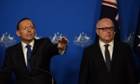 Labor target Joe Hockey in question time – politics live