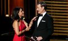 Emmys Julie-Louis Dreyfus Bryan Cranston