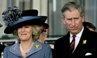 Prince Charles and his wife Camilla