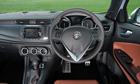 Alfa Romeo Giulietta: car review